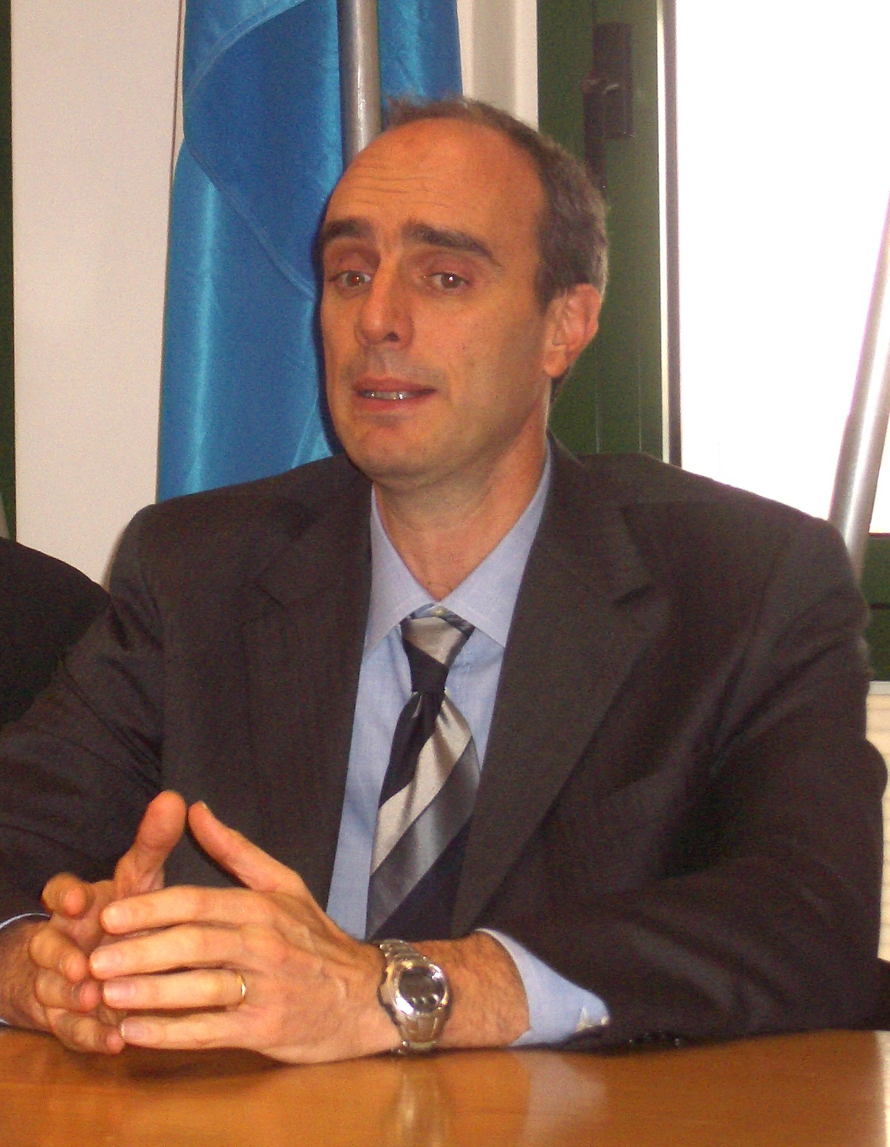 PAOLO BENVENUTI